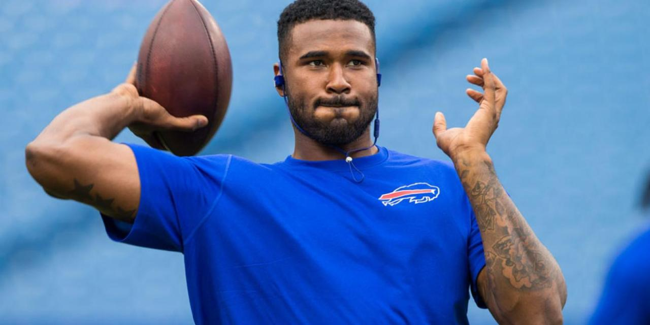 Former Bills QB EJ Manuel Wants to Know How Nathan Peterman is Still in the League and He Isn't