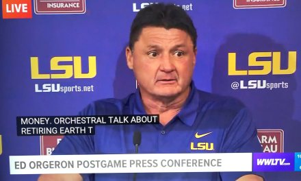 Closed Captioning Has No Idea What Coach O is Talking About