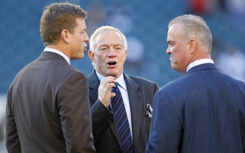 Troy Aikman Isn't Happy with the Current Version of the Dallas Cowboys, Calls for an Overhaul