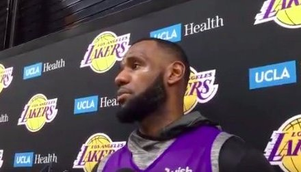 LeBron Thinks There is No downside in Televising All-Star Draft