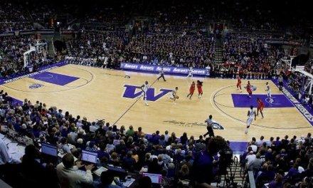 Washington Men's Basketball Team OK after Team Bus Catches Fire