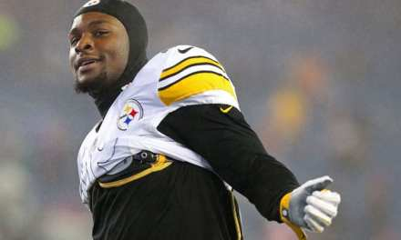 A 2013 Le'Veon Bell Tweet Proves He Doesn't Love the Game