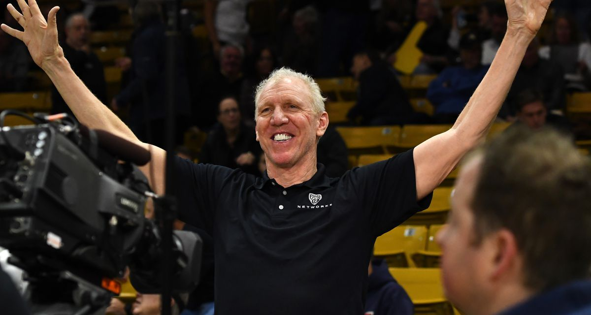 Bill Walton Said Rick Barry's Son Was Conceived in the Grand Canyon