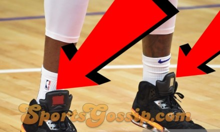Clippers Montrezl Harrell Has a Shoe With a tiny Screen On It That Played A Tupac Music Video During Game