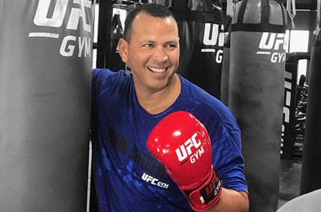 Alex Rodriguez Reveals the Worst Pickup Line at the Gym