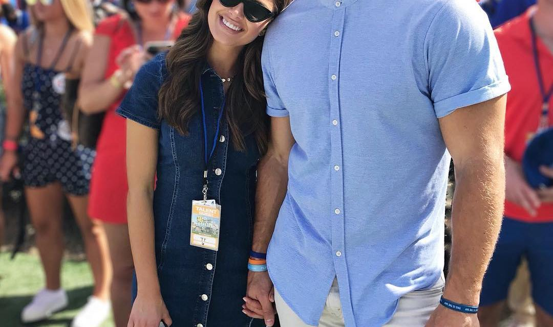 Tim Tebow and Demi-Leigh Nel-Peters Planning a 2019 Wedding?