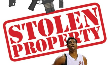 Hassan Whiteside Bought a $50,000 Assault Rifle And It Immediately Got Jacked