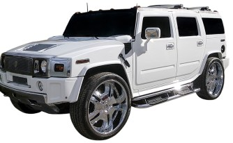 2003 Infamous Customized H2 Hummer LeBron James Received For His 18th Birthday