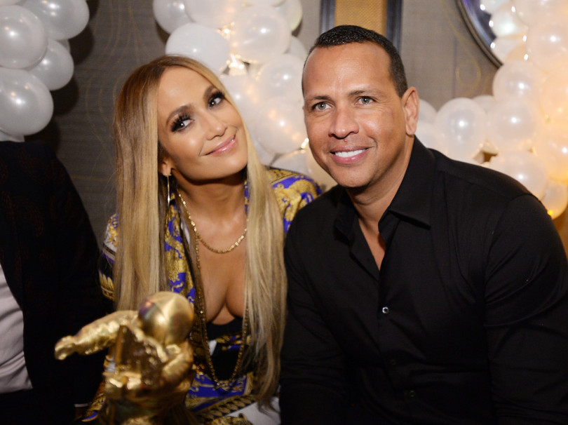 Report Suggests J-Lo Pushing A-Rod to Cut back on Child Support