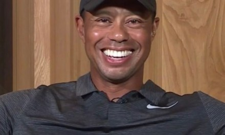 Tiger Woods Ratchets up the Trash Talk on Phil Mickelson
