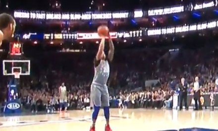 Markelle Fultz's New Free Throw Form is Even More Ridiculous than Before