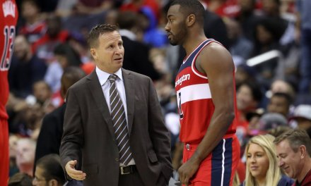 John Wall Fined for Verbal Assault on Scott Brooks