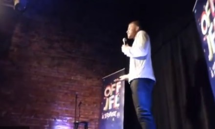 Blake Griffin Made a Joke about being Traded During a Stand-up Comedy routine