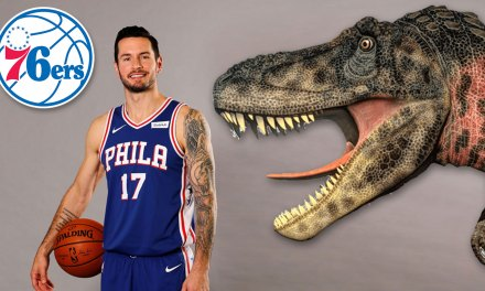 JJ Reddick Doesn't Believe that Dinosaurs Existed?