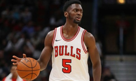 Bobby Portis Was Ejected After Hard Foul On Tomas Satoransky