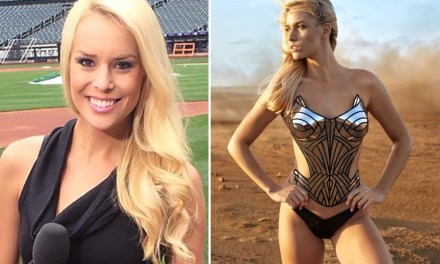 Paige Spiranac and Britt McHenry Battle it out on Twitter