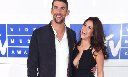 Michael Phelps and Wife Share Baby # 2 Photos