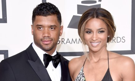 Ciara and Russell Wilson share First Images of Beautiful Baby Girl