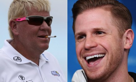 John Daly Sends Message to the Other John Daly