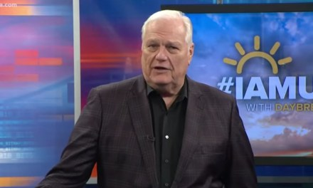 Dallas Sportscaster Went All In On School Shootings