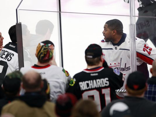Blackhawks Ban Four From Home Games Due to Racist Taunts