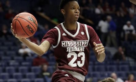 This Hard Foul Proves There Are No Easy Baskets in the SEC