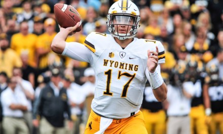 Josh Allen Throwing a Pass 50 Yards from his Knees is Exactly Why he's a First Round Talent