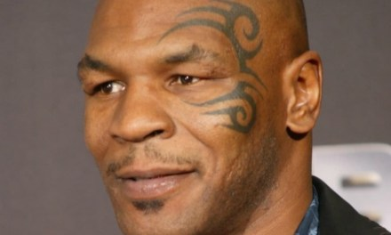 Mike Tyson Asked About The Fad Launched By His Face Tattoo