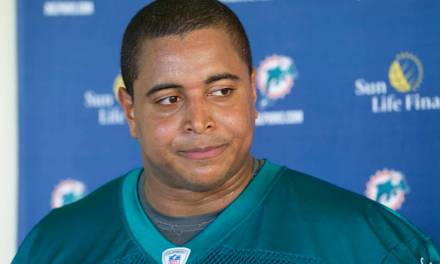 Jonathan Martin had a Gun in his Car When he was Detained by Police