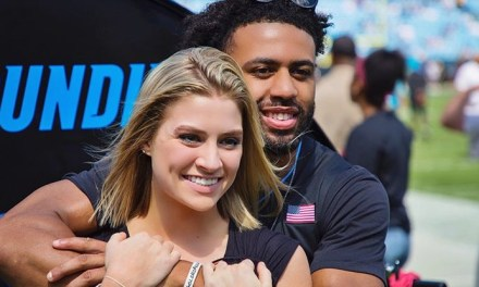UNC Basketball Star Gets Engaged to Cheerleader