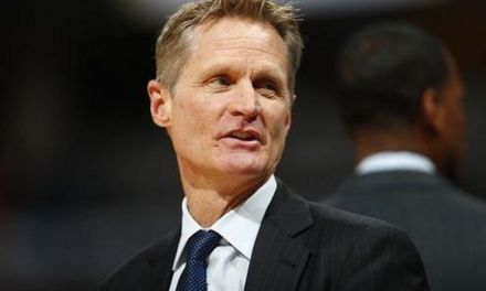 Steve Kerr Was Asked If He Has Ever Thrown Soup