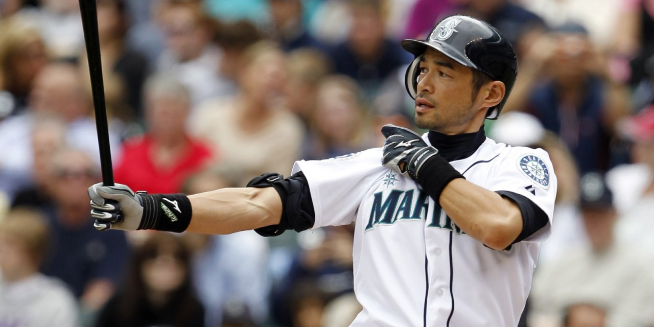 44 Year Old Ichiro Suzuki Close To Signing With The Mariners