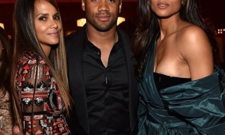 Russell Wilson Was Straight Pimpin' at the Oscars After Party