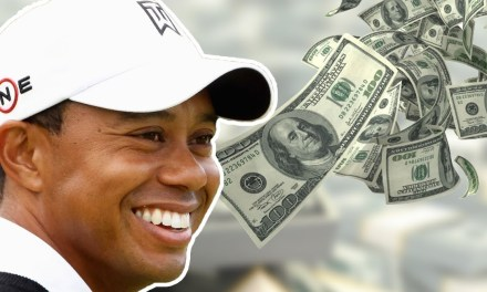 How Much Tiger Woods Has Earned In Each US State