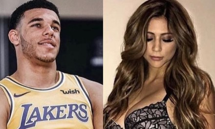 Lonzo Ball Has Officially Broken Up With Baby Mama Denise Garcia