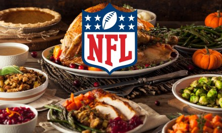 NFL Players and Teams Celebrate Thanksgiving on Social Media
