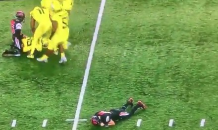 Oregon State Ran One of the Worst Trick Plays in the History of Football