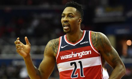 Dwight Howard Exposed by His Transgender Ex Masin Elije