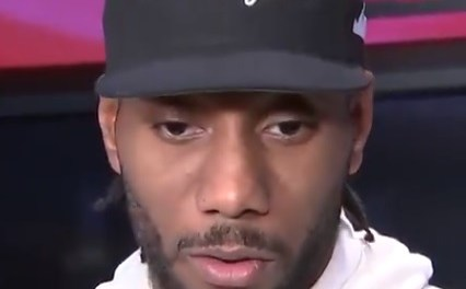 Kawhi Responds to Popovich's Criticism That he Can't Lead