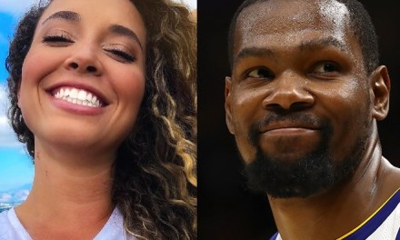 Kevin Durant is Now Following NFL of Hall of Famer Ronnie Lott's Daughter Hailey