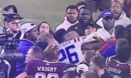 New Angles Show that Cole Fisher Did Not Punch an LSU Coach in the Pacemaker
