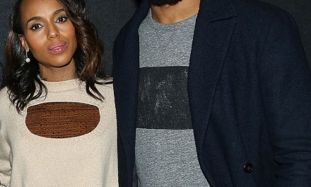 Kerry Washington Makes Rare Public Appearance with Former NFL Player Husband Nnamdi Asomugha