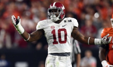 Two Former Alabama Teammates and Current Redskins Say the Team Didn't Talk to Them about Reuben Foster