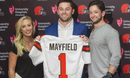 Baker Mayfield's Brother Matthew Mayfield Gets Involved in Hue Jackson Drama