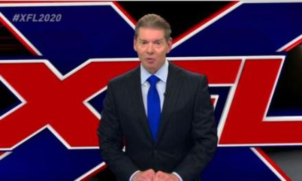 The First City to Receive an XFL Team has Been Announced