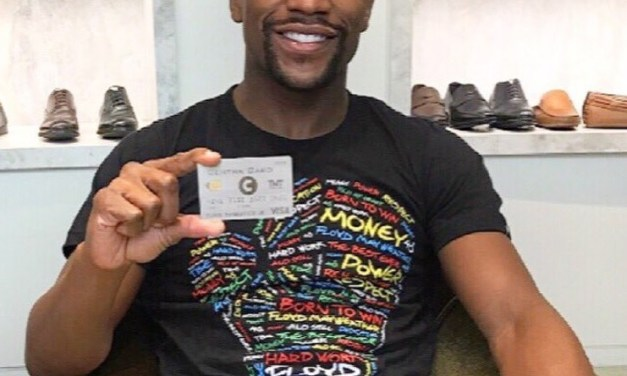 Floyd Mayweather Jr. Charged with Cryptocurrency Fraud