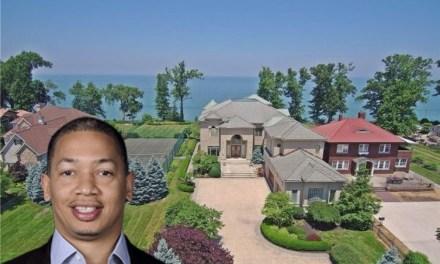 Tyronn Lue Selling Lakefront Ohio Mansion