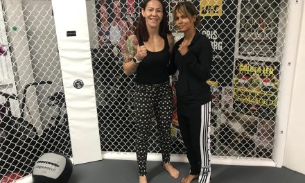 Halle Berry Spent some Time with Cris Cyborg for John Wick 3 Movie Prep