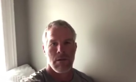 Brett Favre Tricked Into Giving a Shoutout to a White Supremacist Group with a New Video App