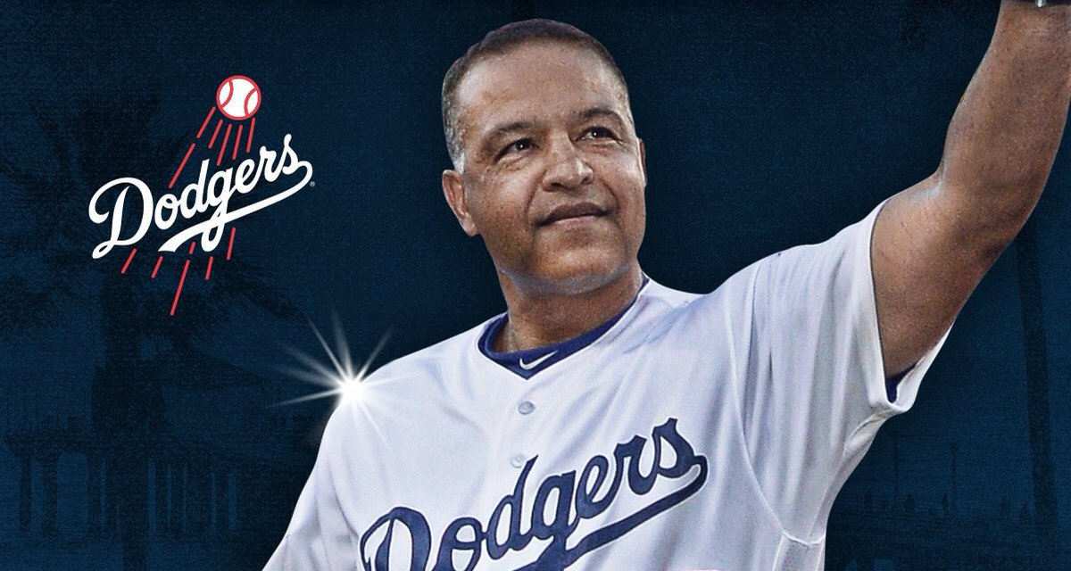 Dodgers Sign Manager Dave Roberts to 4-year Extension